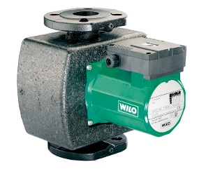 Насос WILO TOP-S 50/15 DM, DN 50, PN 6/10, 3~400V